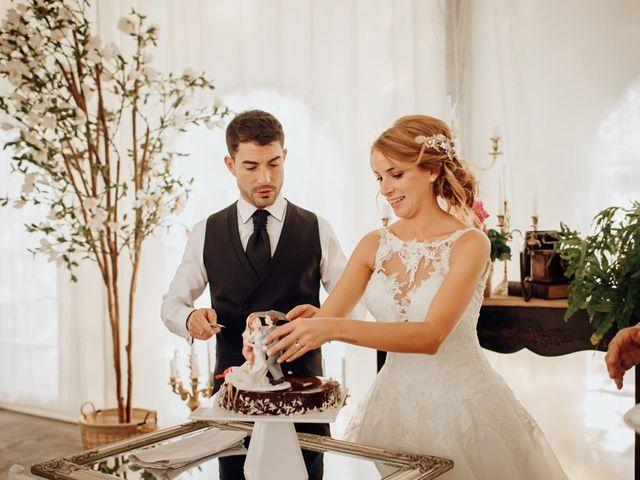 La boda de Asier y Saioa en Ventas De Armentia, Burgos 86