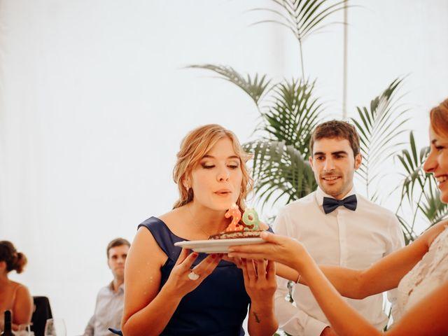 La boda de Asier y Saioa en Ventas De Armentia, Burgos 89