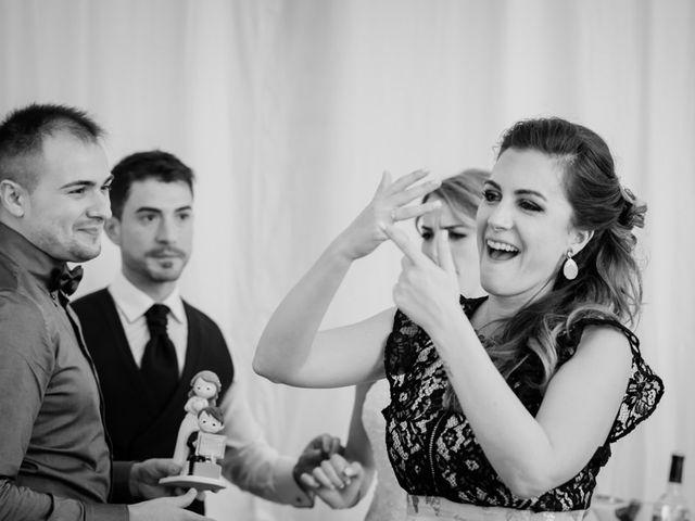 La boda de Asier y Saioa en Ventas De Armentia, Burgos 90