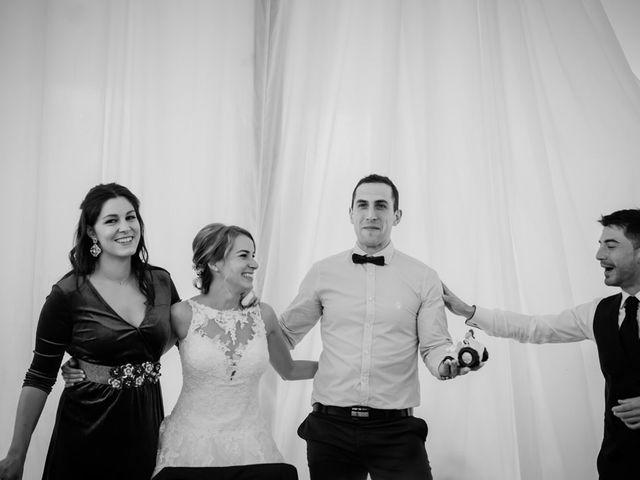 La boda de Asier y Saioa en Ventas De Armentia, Burgos 91