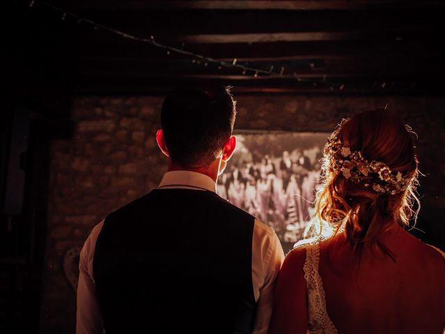 La boda de Asier y Saioa en Ventas De Armentia, Burgos 105