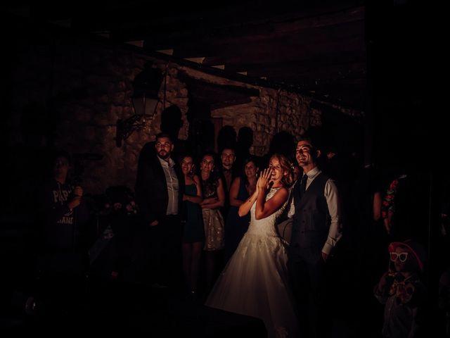 La boda de Asier y Saioa en Ventas De Armentia, Burgos 106