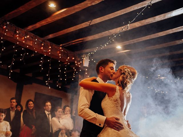 La boda de Asier y Saioa en Ventas De Armentia, Burgos 111