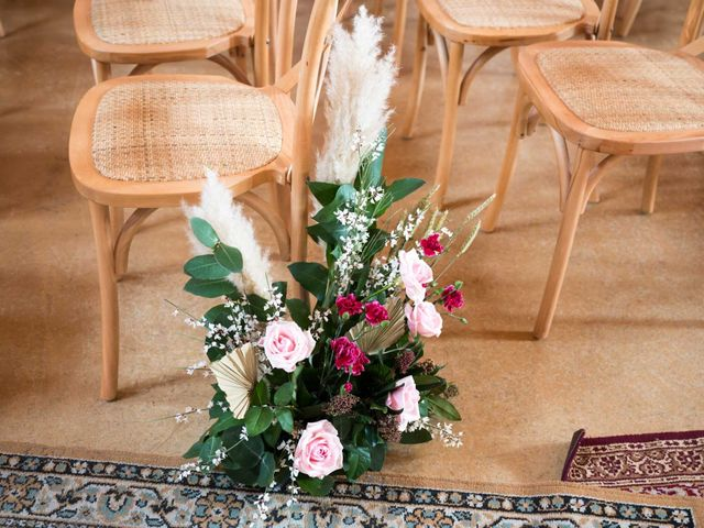 La boda de Jorge y Oiane en Santa Gadea Del Cid, Burgos 17