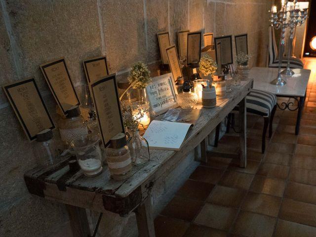 La boda de Jorge y Oiane en Santa Gadea Del Cid, Burgos 34