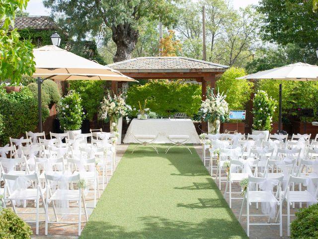 La boda de Antonio y Ana en Miraflores De La Sierra, Madrid 1
