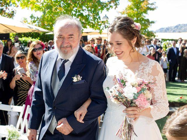 La boda de Antonio y Ana en Miraflores De La Sierra, Madrid 6