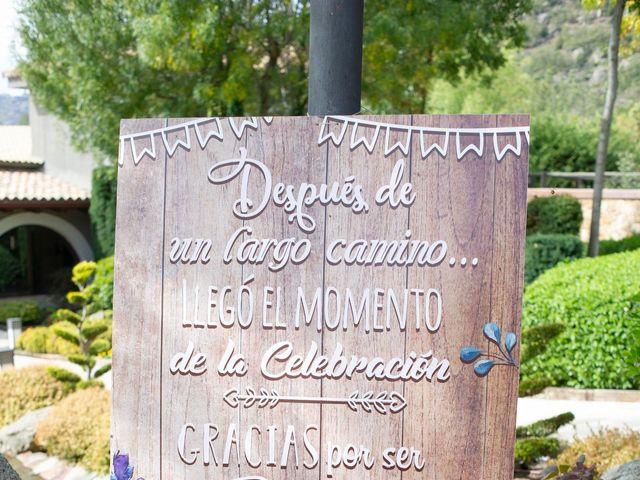 La boda de Antonio y Ana en Miraflores De La Sierra, Madrid 9