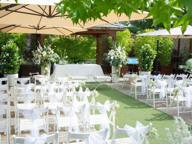 La boda de Antonio y Ana en Miraflores De La Sierra, Madrid 10