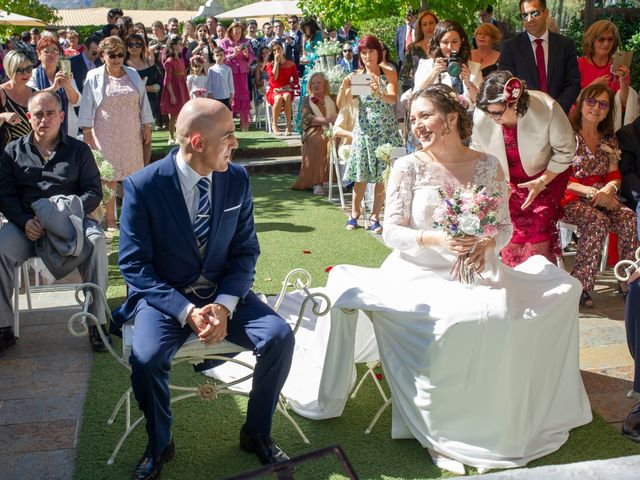 La boda de Antonio y Ana en Miraflores De La Sierra, Madrid 12