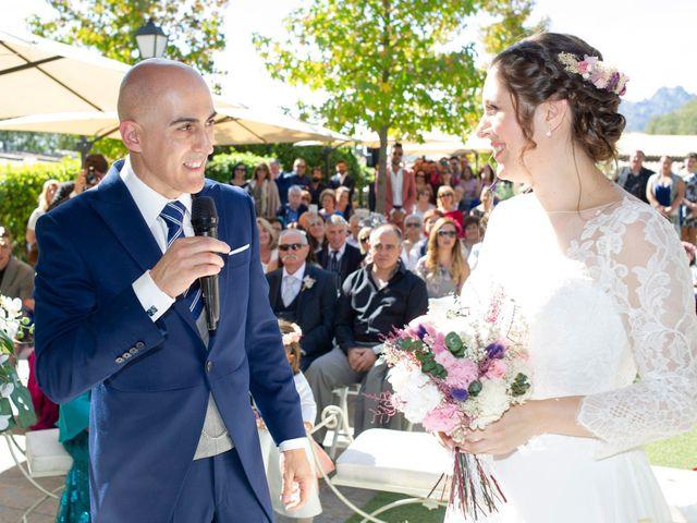 La boda de Antonio y Ana en Miraflores De La Sierra, Madrid 18