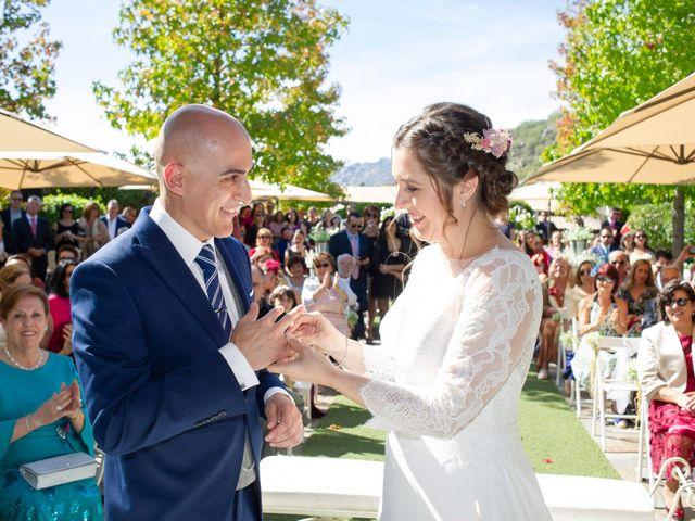 La boda de Antonio y Ana en Miraflores De La Sierra, Madrid 19