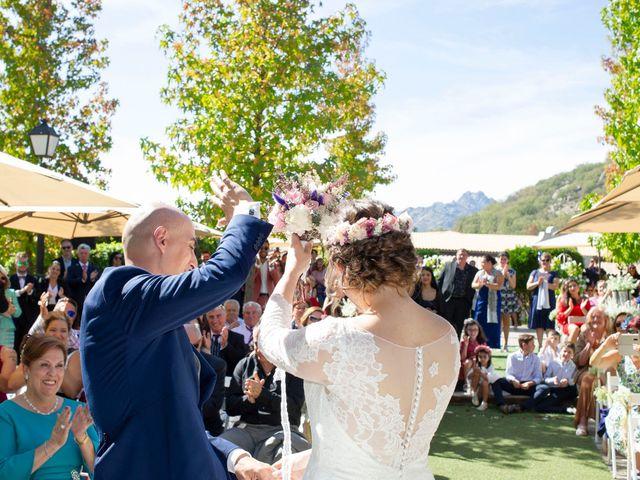 La boda de Antonio y Ana en Miraflores De La Sierra, Madrid 20