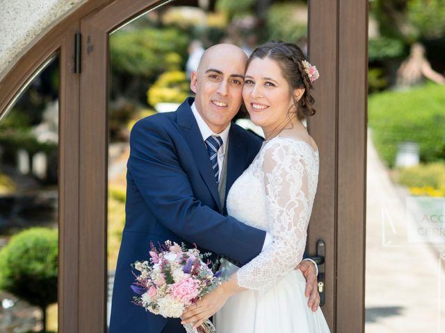 La boda de Antonio y Ana en Miraflores De La Sierra, Madrid 25