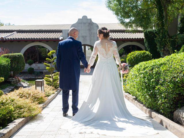 La boda de Antonio y Ana en Miraflores De La Sierra, Madrid 29