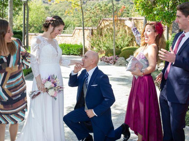 La boda de Antonio y Ana en Miraflores De La Sierra, Madrid 31