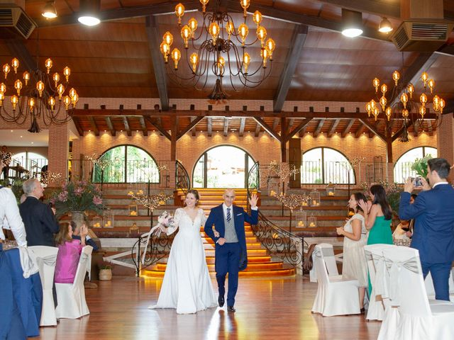 La boda de Antonio y Ana en Miraflores De La Sierra, Madrid 35