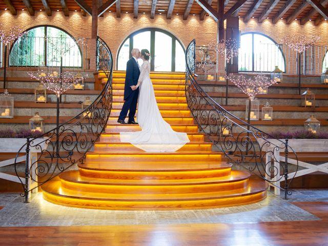La boda de Antonio y Ana en Miraflores De La Sierra, Madrid 37