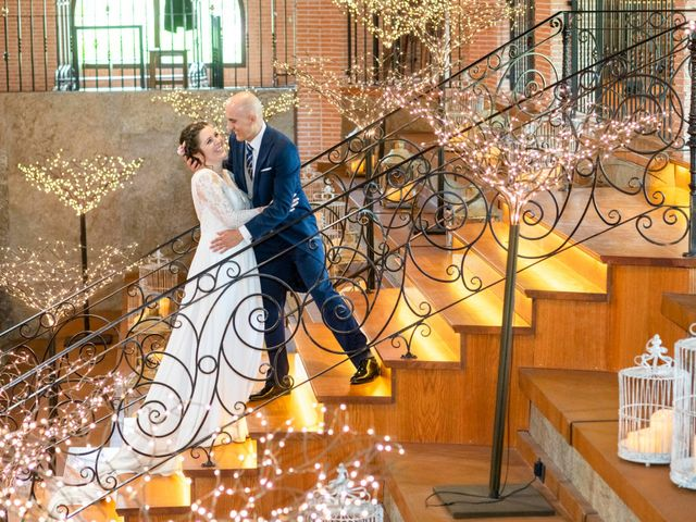 La boda de Antonio y Ana en Miraflores De La Sierra, Madrid 38