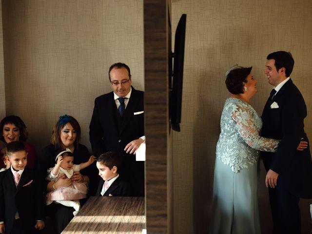 La boda de Ruano y Ana en Granada, Granada 2