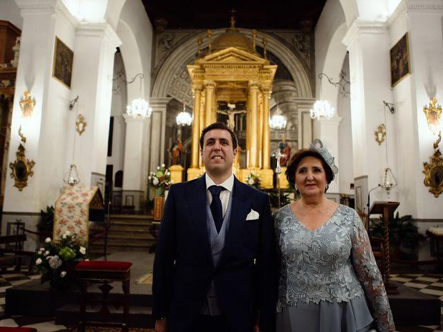 La boda de Ruano y Ana en Granada, Granada 25