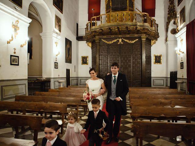 La boda de Ruano y Ana en Granada, Granada 26