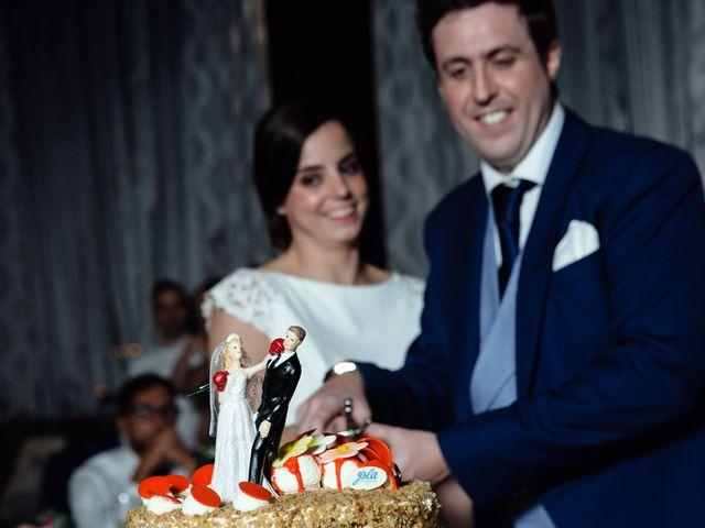 La boda de Ruano y Ana en Granada, Granada 33