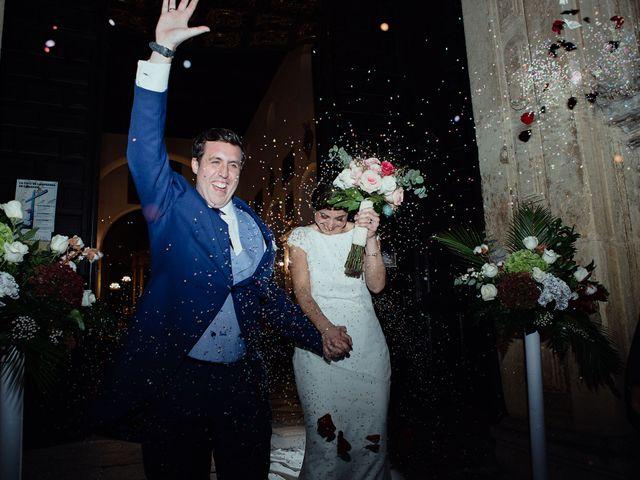 La boda de Ruano y Ana en Granada, Granada 28