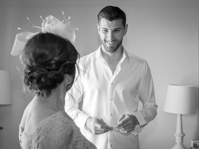 La boda de Álvaro y Raquel en Baiona, Pontevedra 6