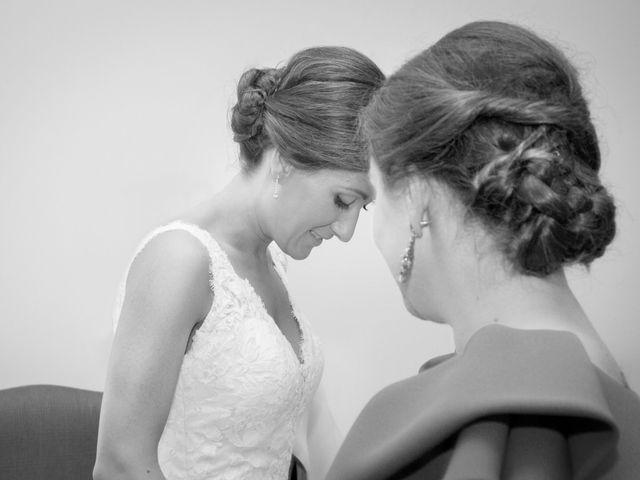La boda de Álvaro y Raquel en Baiona, Pontevedra 10