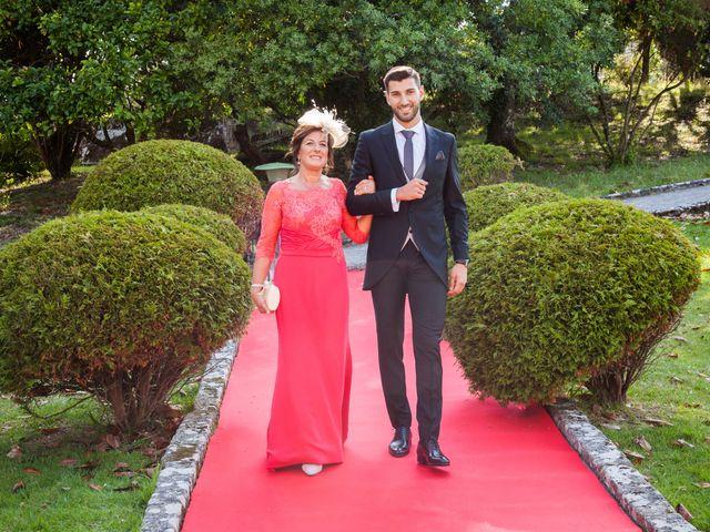 La boda de Álvaro y Raquel en Baiona, Pontevedra 13