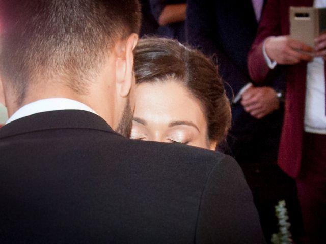 La boda de Álvaro y Raquel en Baiona, Pontevedra 15