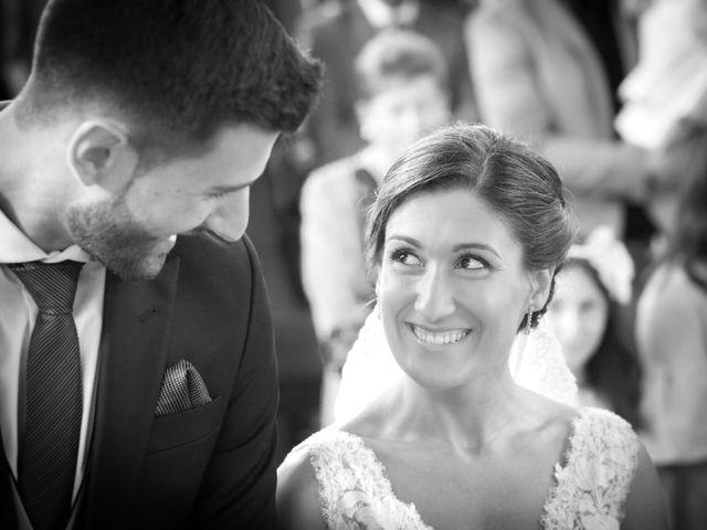 La boda de Álvaro y Raquel en Baiona, Pontevedra 17