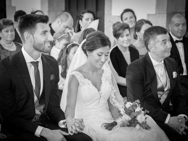 La boda de Álvaro y Raquel en Baiona, Pontevedra 18