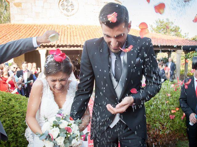 La boda de Álvaro y Raquel en Baiona, Pontevedra 20