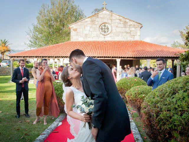 La boda de Álvaro y Raquel en Baiona, Pontevedra 21