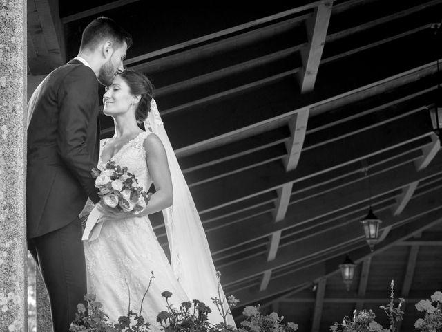 La boda de Álvaro y Raquel en Baiona, Pontevedra 24