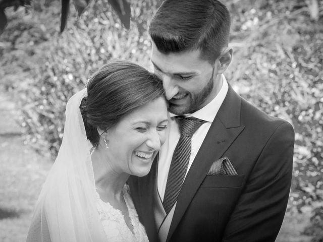 La boda de Álvaro y Raquel en Baiona, Pontevedra 25