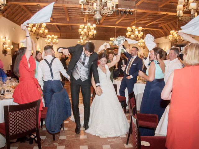 La boda de Álvaro y Raquel en Baiona, Pontevedra 33