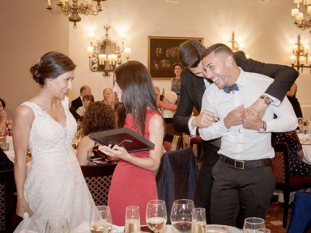 La boda de Álvaro y Raquel en Baiona, Pontevedra 36