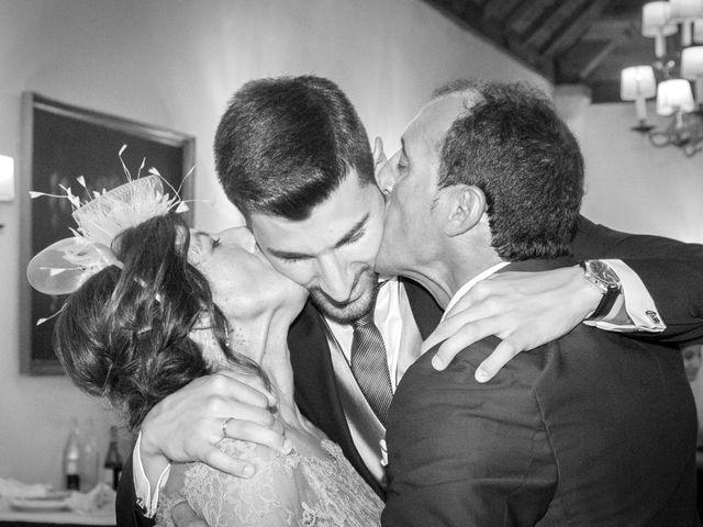 La boda de Álvaro y Raquel en Baiona, Pontevedra 38