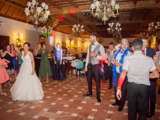 La boda de Álvaro y Raquel en Baiona, Pontevedra 45