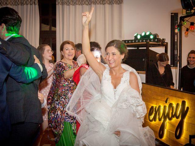 La boda de Álvaro y Raquel en Baiona, Pontevedra 47