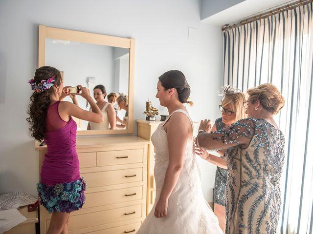 La boda de Sergio y ilenia en Castelló/castellón De La Plana, Castellón 8