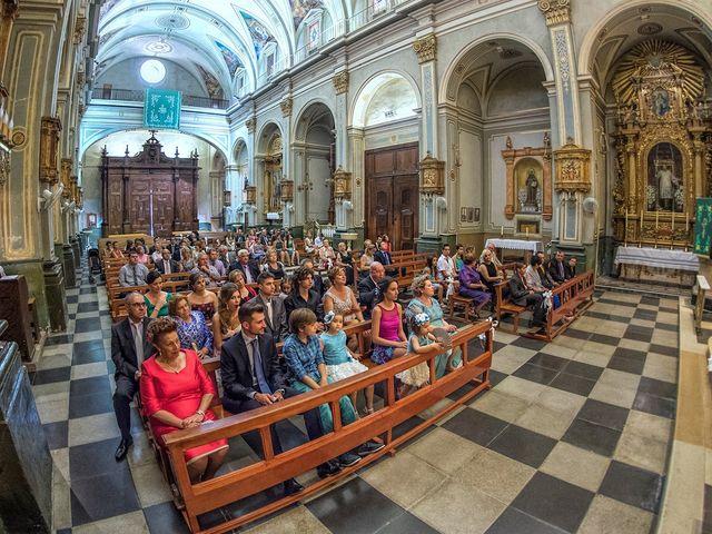 La boda de Sergio y ilenia en Castelló/castellón De La Plana, Castellón 11