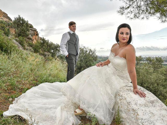 La boda de Sergio y ilenia en Castelló/castellón De La Plana, Castellón 12