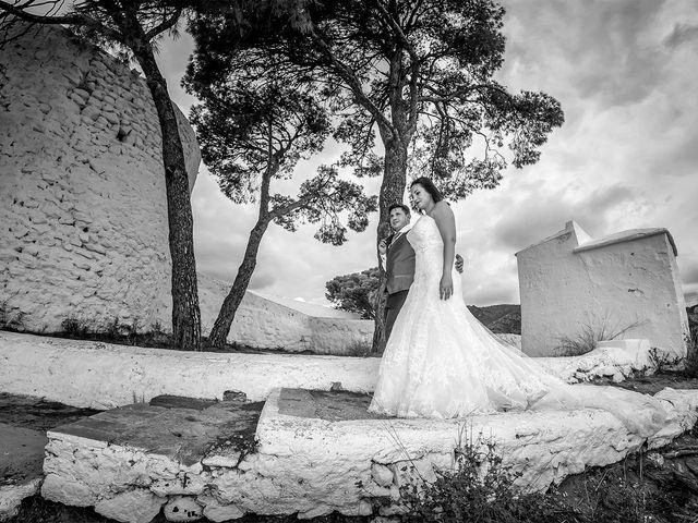 La boda de Sergio y ilenia en Castelló/castellón De La Plana, Castellón 14