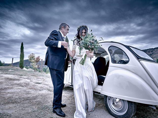 La boda de Alberto y Laura en Brihuega, Guadalajara 20