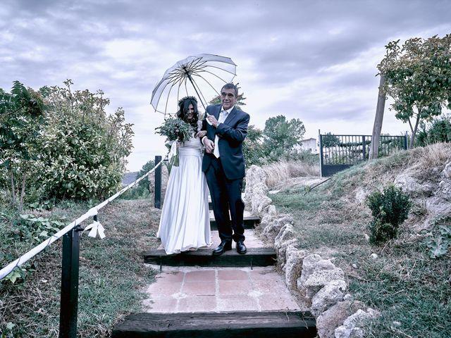 La boda de Alberto y Laura en Brihuega, Guadalajara 23