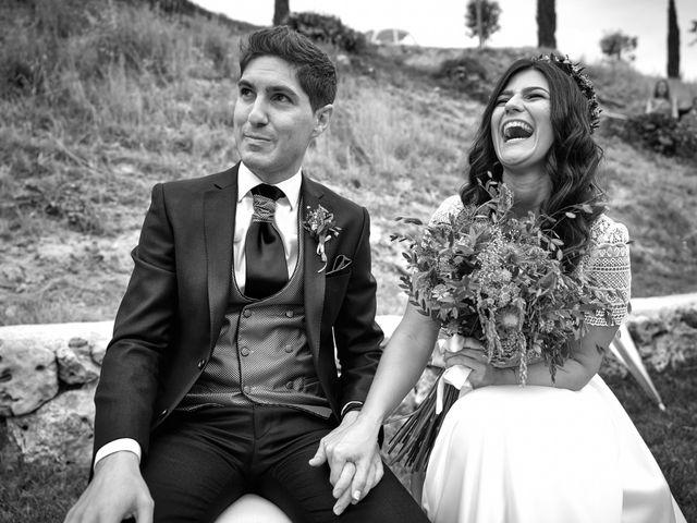 La boda de Alberto y Laura en Brihuega, Guadalajara 25